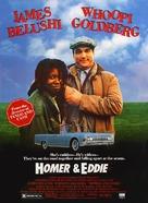 Homer & Eddie - Movie Poster (xs thumbnail)