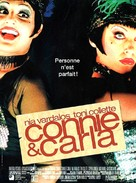Connie and Carla - French Movie Poster (xs thumbnail)