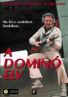 The Domino Principle - Hungarian Movie Cover (xs thumbnail)