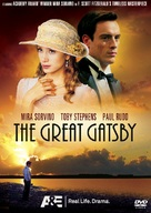 The Great Gatsby - DVD cover (xs thumbnail)