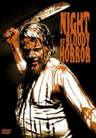 Night of Bloody Horror - Movie Cover (xs thumbnail)