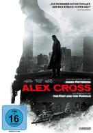 Alex Cross - German DVD movie cover (xs thumbnail)