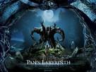 El laberinto del fauno - British Movie Poster (xs thumbnail)