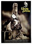Saint Joan - French Movie Poster (xs thumbnail)