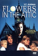 Flowers in the Attic - DVD cover (xs thumbnail)