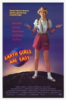 Earth Girls Are Easy - Movie Poster (xs thumbnail)
