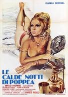 Le calde notti di Poppea - Italian Movie Poster (xs thumbnail)