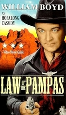 Law of the Pampas - VHS cover (xs thumbnail)