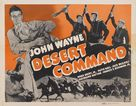 Desert Command - Movie Poster (xs thumbnail)