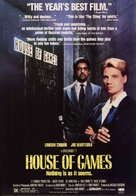 House of Games - Movie Poster (xs thumbnail)