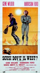 The Frisco Kid - Italian Movie Poster (xs thumbnail)
