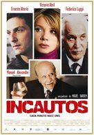 Incautos - Spanish Movie Poster (xs thumbnail)
