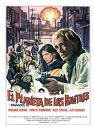 Ravagers - Spanish Movie Poster (xs thumbnail)