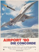 The Concorde: Airport '79 - German Movie Poster (xs thumbnail)