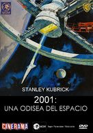 2001: A Space Odyssey - Spanish Movie Cover (xs thumbnail)