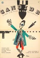 Candide ou l'optimisme au XXe siécle - Hungarian Movie Poster (xs thumbnail)