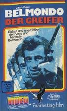 L'alpagueur - German VHS cover (xs thumbnail)
