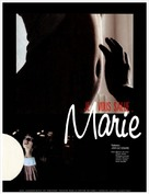 'Je vous salue, Marie' - French Movie Poster (xs thumbnail)