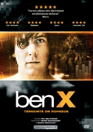 Ben X - Finnish Movie Cover (xs thumbnail)