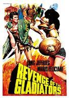 Schiavi più forti del mondo, Gli - British Movie Poster (xs thumbnail)
