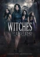 """Witches of East End"" - DVD cover (xs thumbnail)"