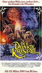 The Dark Crystal - German Movie Poster (xs thumbnail)