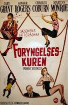 Monkey Business - Danish Movie Poster (xs thumbnail)