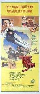 The Thirty Nine Steps - Australian Movie Poster (xs thumbnail)