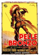 Comanche Territory - Italian Movie Poster (xs thumbnail)