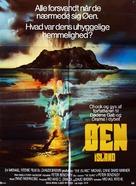 The Island - Danish Movie Poster (xs thumbnail)