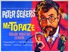 Mr. Topaze - British Movie Poster (xs thumbnail)