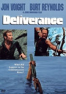 Deliverance - DVD cover (xs thumbnail)