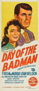Day of the Bad Man - Australian Movie Poster (xs thumbnail)