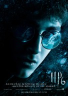 Harry Potter and the Half-Blood Prince - Swedish Movie Poster (xs thumbnail)