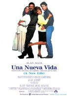 A New Life - Spanish Movie Poster (xs thumbnail)