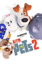The Secret Life of Pets 2 - Italian Movie Cover (xs thumbnail)