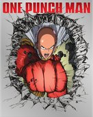 """One-Punch Man"" - Blu-Ray movie cover (xs thumbnail)"