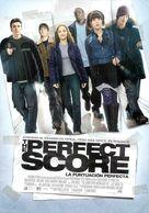 The Perfect Score - Spanish Movie Poster (xs thumbnail)