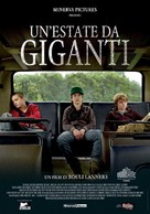 Les géants - Italian Movie Poster (xs thumbnail)