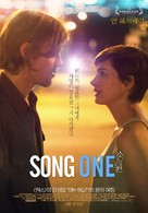 Song One - South Korean Movie Poster (xs thumbnail)