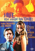 The Third Wheel - German Movie Cover (xs thumbnail)