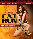 Cat Run - Blu-Ray cover (xs thumbnail)