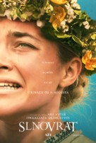 Midsommar - Slovak Movie Poster (xs thumbnail)
