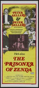 The Prisoner of Zenda - Australian Movie Poster (xs thumbnail)