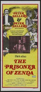 The Prisoner of Zenda - Australian Movie Poster (xs thumbnail)