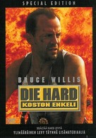 Die Hard: With a Vengeance - Finnish DVD movie cover (xs thumbnail)