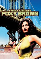 Foxy Brown - DVD movie cover (xs thumbnail)