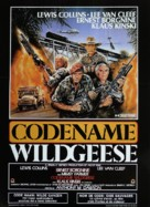 Geheimcode: Wildgänse - Dutch Movie Poster (xs thumbnail)