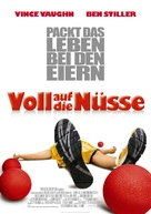 Dodgeball: A True Underdog Story - German Movie Poster (xs thumbnail)