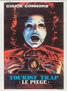 Tourist Trap - French Movie Poster (xs thumbnail)
